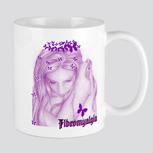 FIBROMYALGIA GIRL Mugs