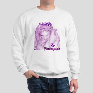 FIBROMYALGIA GIRL Sweatshirt