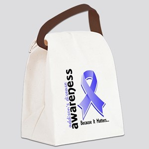 Awareness 5 Addisons Canvas Lunch Bag