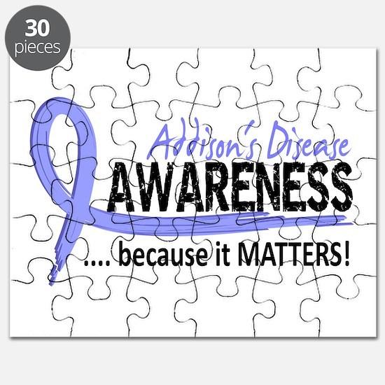 Awareness 2 Addison's Puzzle