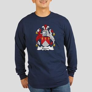 Fagan Long Sleeve Dark T-Shirt