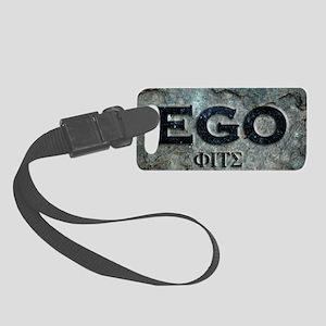 Rock Solid Ego Small Luggage Tag