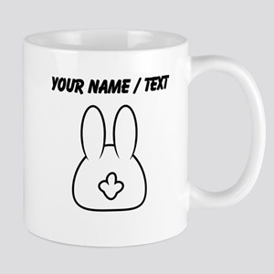 Custom Bunny Tail Mugs