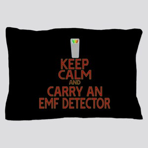 Keep Calm Carry EMF Pillow Case