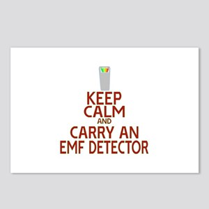 Keep Calm Carry EMF Postcards (Package of 8)