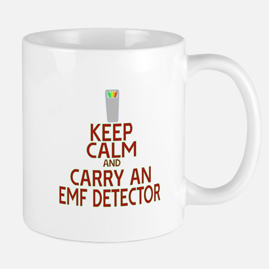Keep Calm Carry EMF Mug