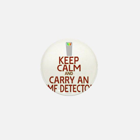 Keep Calm Carry EMF Mini Button
