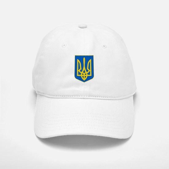 Ukrainian Coat of Arms Baseball Baseball Cap