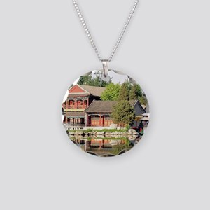 Peking 003 Necklace Circle Charm