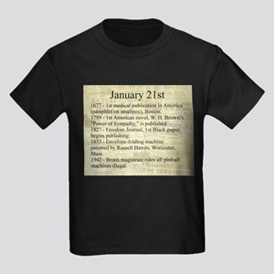 January 21st T-Shirt
