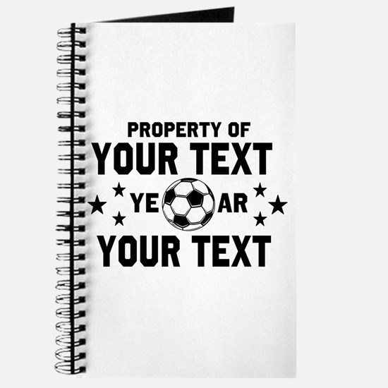 Personalized Property of Soccer Journal