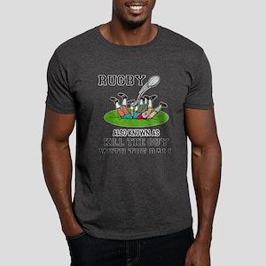 Rugby Kills Dark T-Shirt