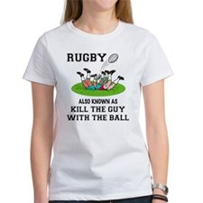 Rugby Kills Women's T-Shirt