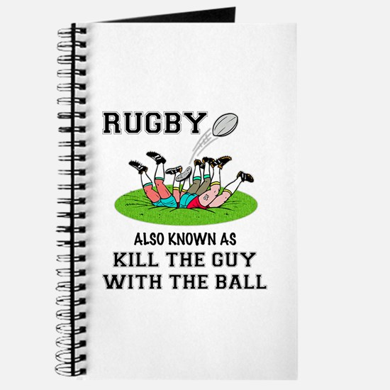 Rugby Kills Journal
