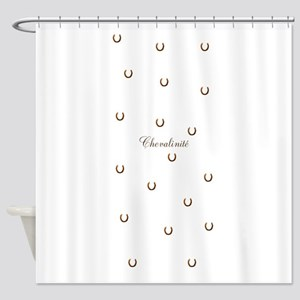Horse Design #90000 Shower Curtain