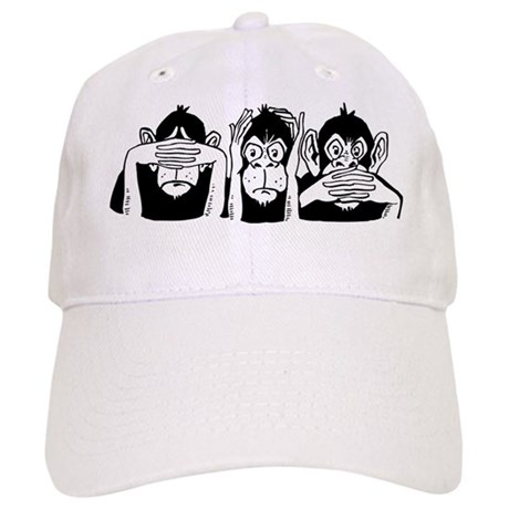 Chimp Feet Cap