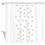 Horse Design #80000 Shower Curtain