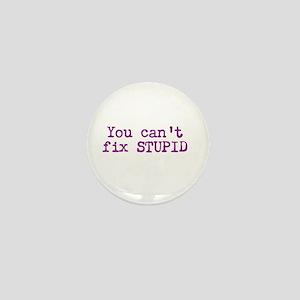 Stupid Mini Button