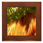 Horse Theme Design #40020 Framed Tile