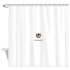Horse Theme Design #45000 Shower Curtain