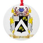 Frey Round Ornament