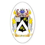 Frey Sticker (Oval 50 pk)