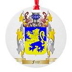 Frey 2 Round Ornament