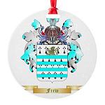 Frew Round Ornament