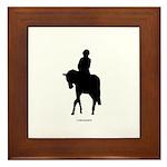 Horse Theme Design #71000 Framed Tile