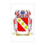 Freudenstein Sticker (Rectangle)
