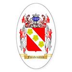 Freudenstein Sticker (Oval)