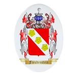 Freudenstein Ornament (Oval)