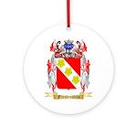 Freudenstein Ornament (Round)