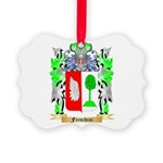 Freschini Picture Ornament