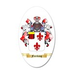 Frerking 20x12 Oval Wall Decal