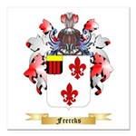 Frercks Square Car Magnet 3