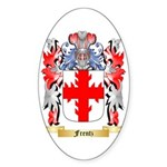 Frentz Sticker (Oval 10 pk)