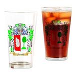 Frensch Drinking Glass