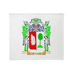 Frensch Throw Blanket