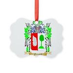 Frensch Picture Ornament