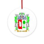 Frensch Ornament (Round)