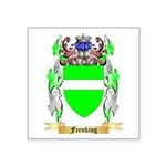 Frenking Square Sticker 3