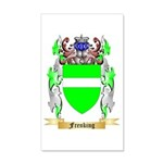 Frenking 20x12 Wall Decal