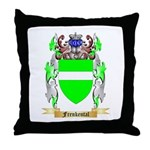Frenkental Throw Pillow