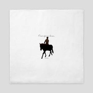 Horse Theme Design #56000 Queen Duvet