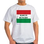 """Made in Hungary"" Light T-Shirt"