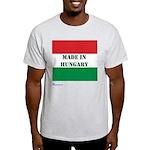 """Made in Hungary"" Light T-Shirt"