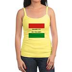 """""""Made in Hungary"""" Jr. Spaghetti Tank"""