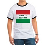 """Made in Hungary"" Ringer T"