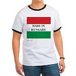 """Made in Hungary"" Ringer T"